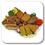 Мясные блюда и полуфабр.