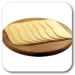 Сыр в нарезке и тёртый